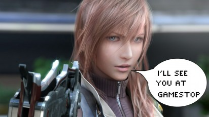 Final Fantasy XIII Launch