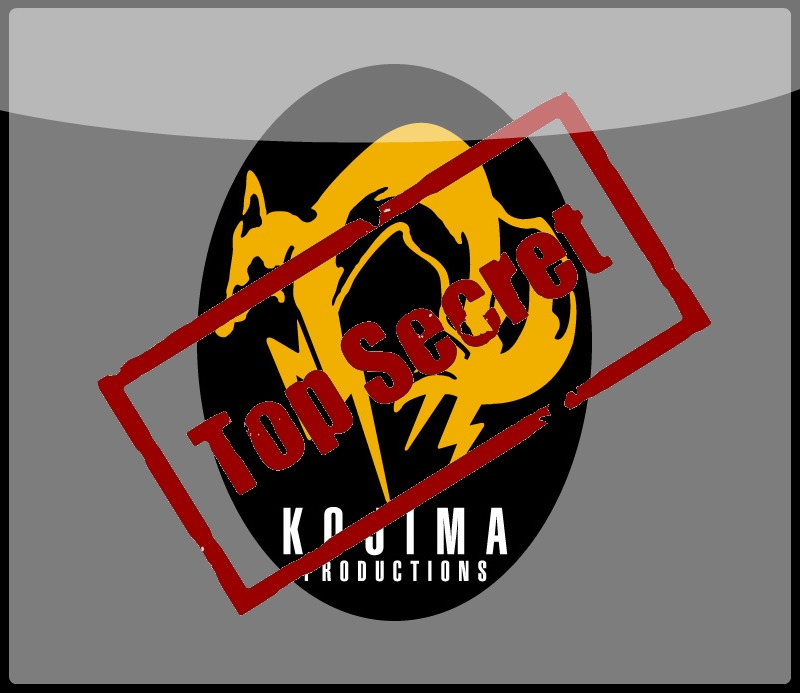 Kojima Secret Project