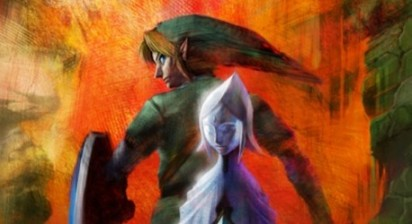 Legend of Zelda Wii