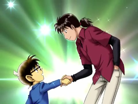Conan meets Kindaichi