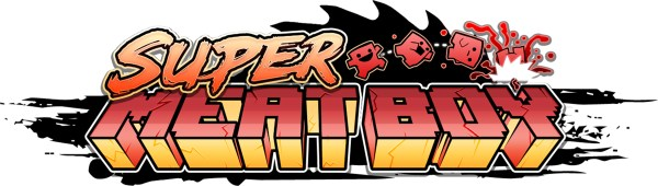 Super Meat Boy Logo