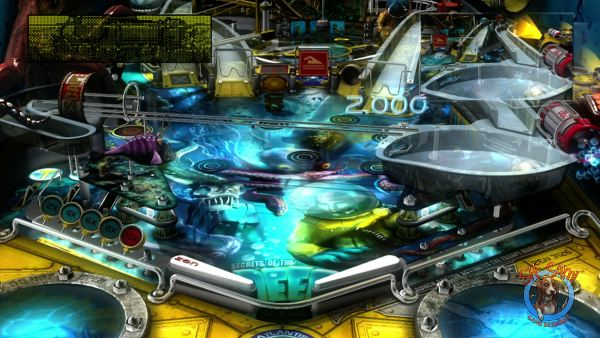 Pinball FX 2 Secrets of the Deep