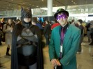 Batman and Riddler cosplay PAX East 2011
