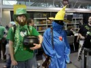 Black Mage and Leprechaun cosplay PAX East 2011