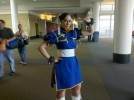 Street Fighter Chun-Li cosplay PAX East 2011