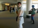 Street Fighter Ryu cosplay PAX East 2011