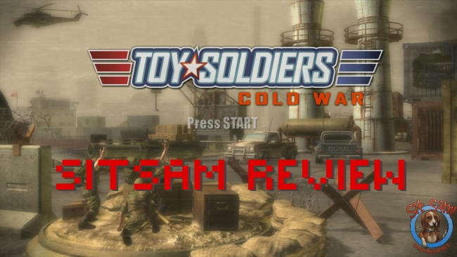Review: Toy Soldiers: Cold War - XBLA | Sit Sam's Video Game