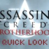 Quick Look: Assassin's Creed Brotherhood