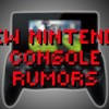 Nintendo's Next Game Console To Be Announced at E3