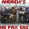 BLOG: ANDREW'S BIG PAX EAST